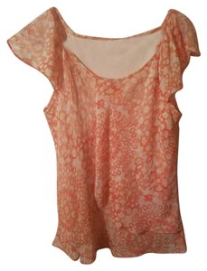 dressbarn Top orange