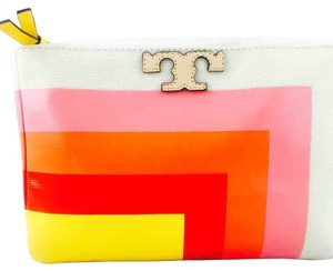 Tory Burch Tory Burch Multi Color Medium Cosmetics Bag