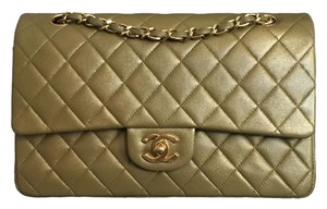 Chanel Boy Caviar Hermes Double Flap Shoulder Bag