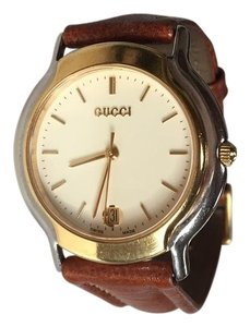 Gucci GUCCI Gold Men's Watch