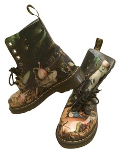 Dr. Martens Multi Painted Boots