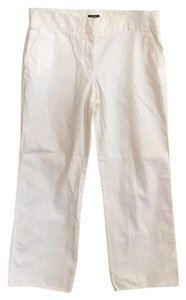 J.Crew Khaki/Chino Pants White