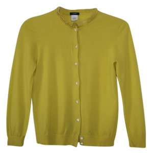 J.Crew Cardigan Merino Wool Featherweight Sweater