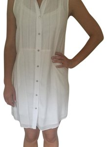 Nell Couture short dress White on Tradesy