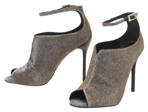 Brian Atwood Silver/Black Formal