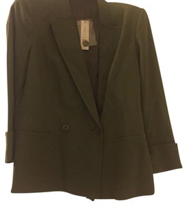 Theory Olive green Blazer