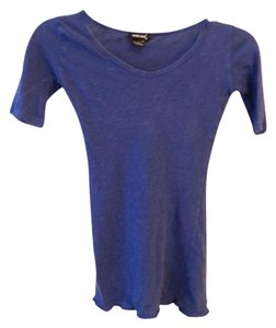 Wet Seal T Shirt Blue