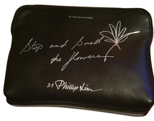 3.1 Phillip Lim Philip Lim 3.1 Black Leather Bag Limited Edition