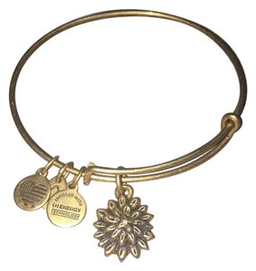 Alex and Ani Sacred Garden- Water Lily, EWB, RG