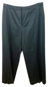 Ellen Tracy Linda Allard Black Wool Pants