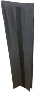 DKNY Gray Straight Pants