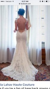 Galia Lahav Galia Lahav Madonna Wedding Dress