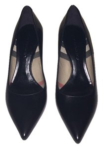 Burberry Size6.5 Black Multi Pumps