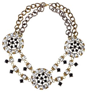Other Statement Necklace in Circular Motion