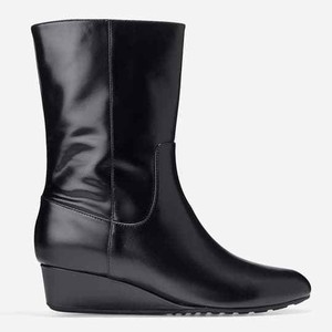Jambu Cole Haan Tali Grand Short Black Boots