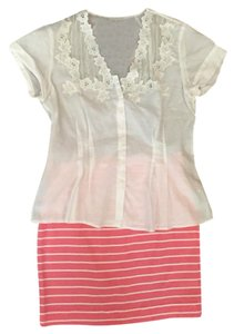 Fossil Top White