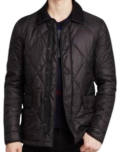 Burberry Mens Mens Motorcycle Jacket
