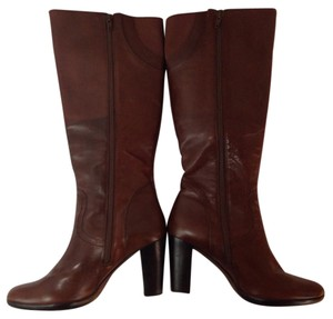 Antonio Melani Boot Leather brown Boots