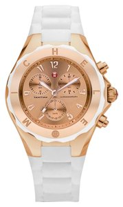 Michele NWT Michele Tahitian Jelly Bean Rose Gold Tone watch $400