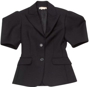 Michael Kors Runway Collection Italy Black Blazer