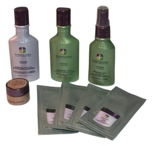PUREOLOGY PUREOLOGY 9 PIECE HAIR PRODUCT TRAVEL SET