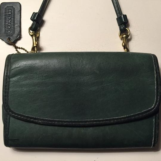 Coach Clutch Wallet Cross Body Bag Image 5