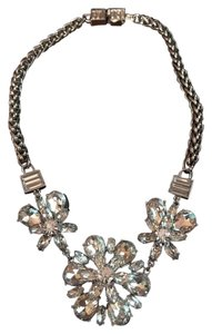 Kate Spade Kate Spade Electric Gardens Rhinestone Floral Wedding Necklace Jewelry