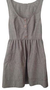 Urban Outfitters short dress Grey on Tradesy
