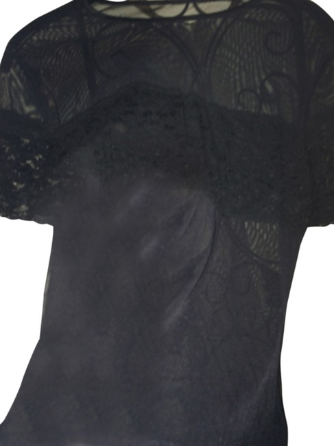 Preload https://item3.tradesy.com/images/black-sexy-sheer-night-out-top-size-6-s-1820522-0-0.jpg?width=400&height=650