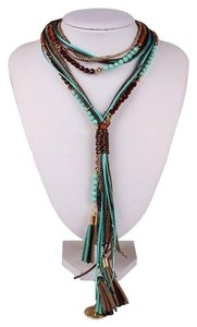 Brand new: Bohemian Style Long Necklace Handmade