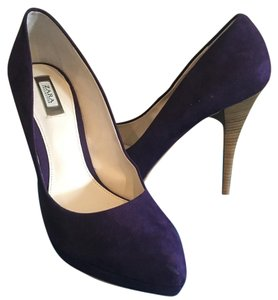 Zara Purple Pumps
