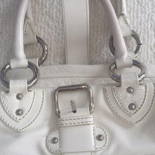 Marc Jacobs Satchel in White Image 10