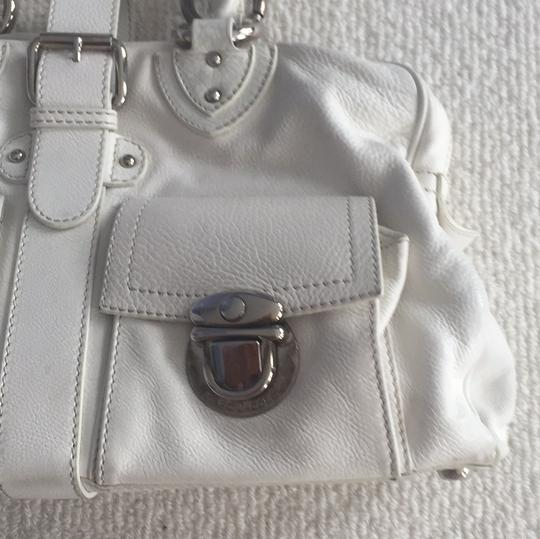 Marc Jacobs Satchel in White Image 4