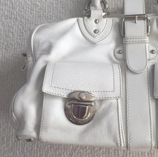 Marc Jacobs Satchel in White Image 5