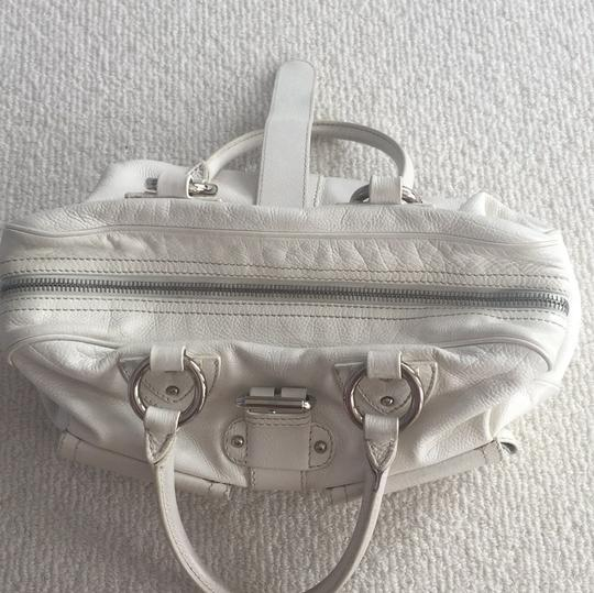 Marc Jacobs Satchel in White Image 6