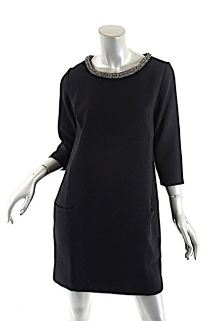 ba&sh short dress Black Jewel Neckline on Tradesy Image 6