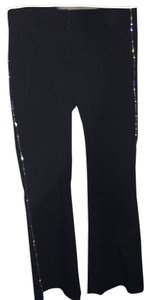 Unknown Tuxedo Rhinestone Pants