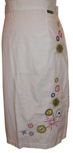 Versace Skirt WHITE