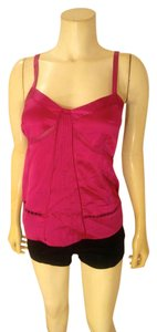 Marc Jacobs Silk Size 2 P2189 Top pink