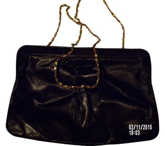 Other Clutch Chain Black Versatile Classic Sale Deal Half-off Reduced Trendy Stylish Cross Body Bag