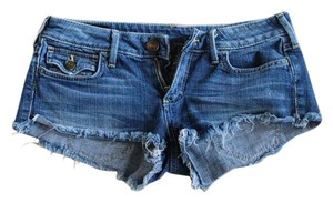 True Religion Cut Off Shorts Broken Heart