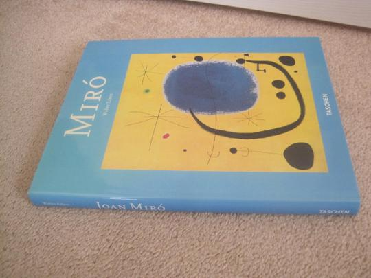 Other Miro (Big Series Art) by Walter Erben, Harcover Book, 1998 Image 2