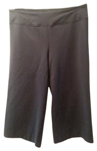 Lululemon Black Capri Workout Bottoms Pants Sz 12