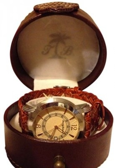 Preload https://item5.tradesy.com/images/tommy-bahama-light-brown-tb1145-watch-182074-0-0.jpg?width=440&height=440