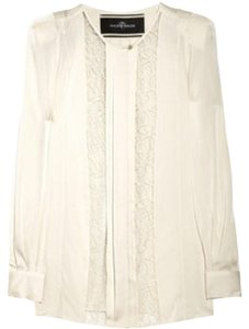 By Malene Birger Top Ivory
