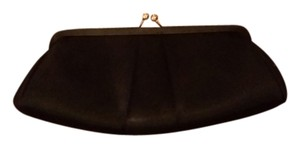 La Regale Black Clutch