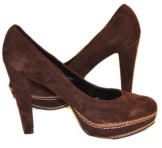Paco Gil Brown Pumps Image 1