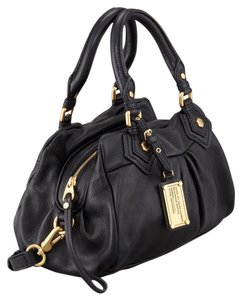 Marc by Marc Jacobs Mark Satchel in Black