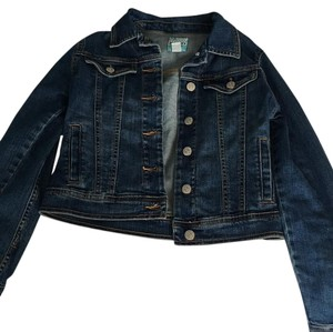 Old Navy Deniem/Dark Blue Womens Jean Jacket