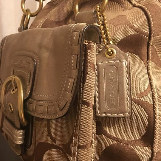 Coach Tote in Brown Image 3